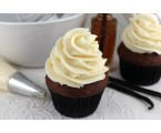 4 Pack - Chocolate Cupcakes with Buttercream Icing