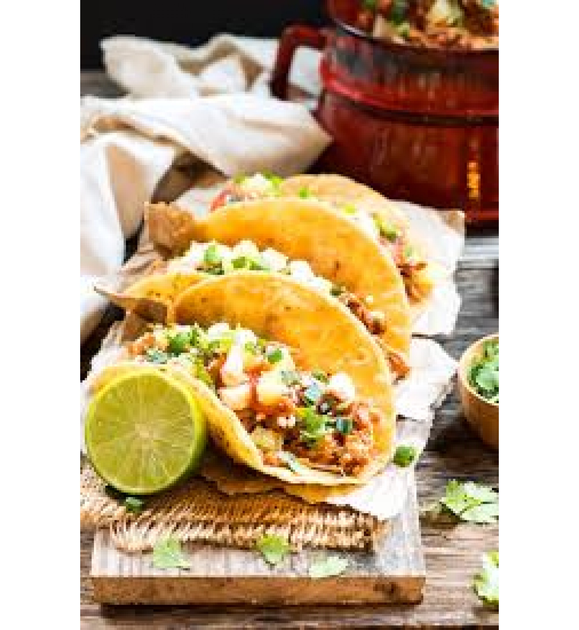 Pineapple Pulled Pork Tacos