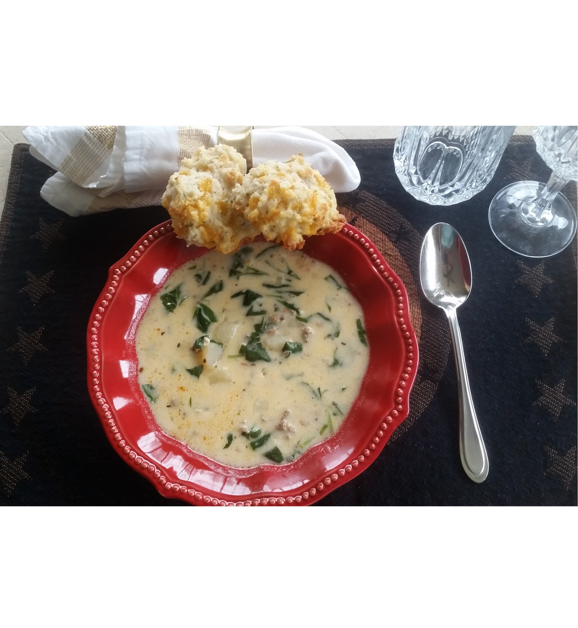Zuppa Toscana Soup - Spicy